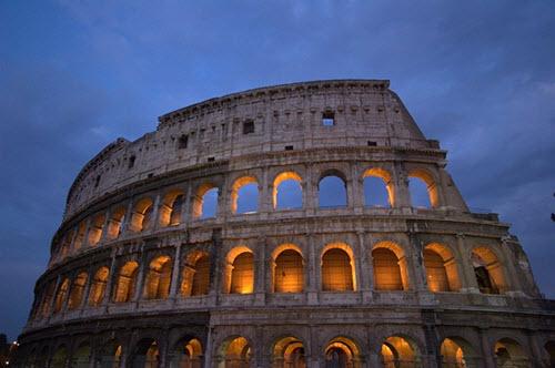 colisee rome histoire