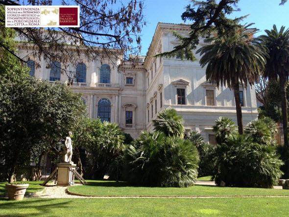 palais Barberine