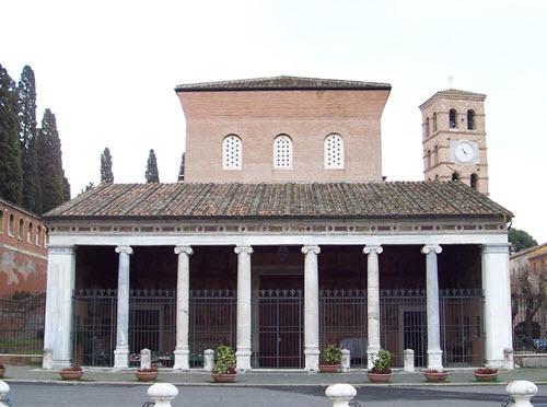 San Lorenzo Fuori la Mora
